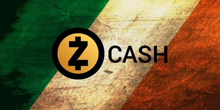 zcash purchase in Ireland